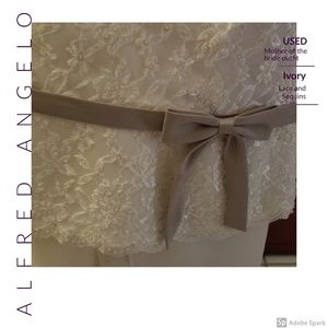Alfred Angelo Mother of the Bride Pant Set